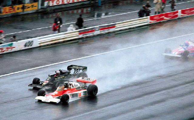 1976年F1世界選手権イン・ジャパン